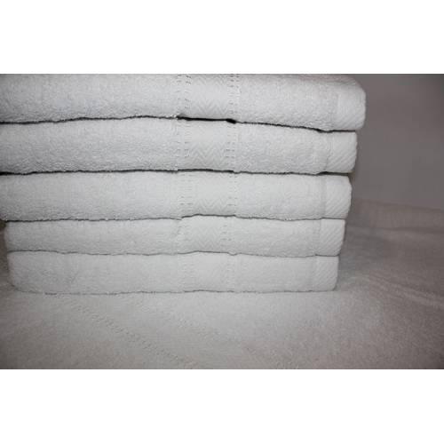 Метровы полотенца Белый цвет