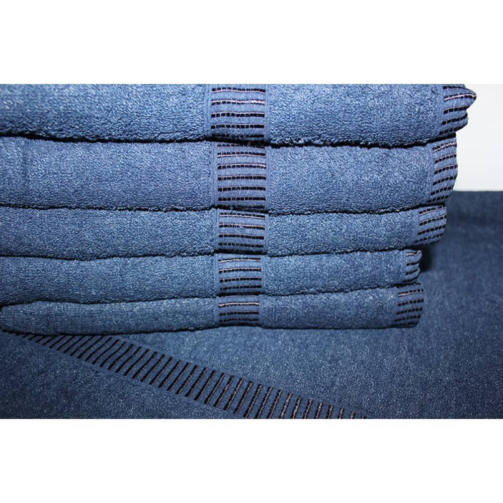 Метровые полотенца Синий цвет