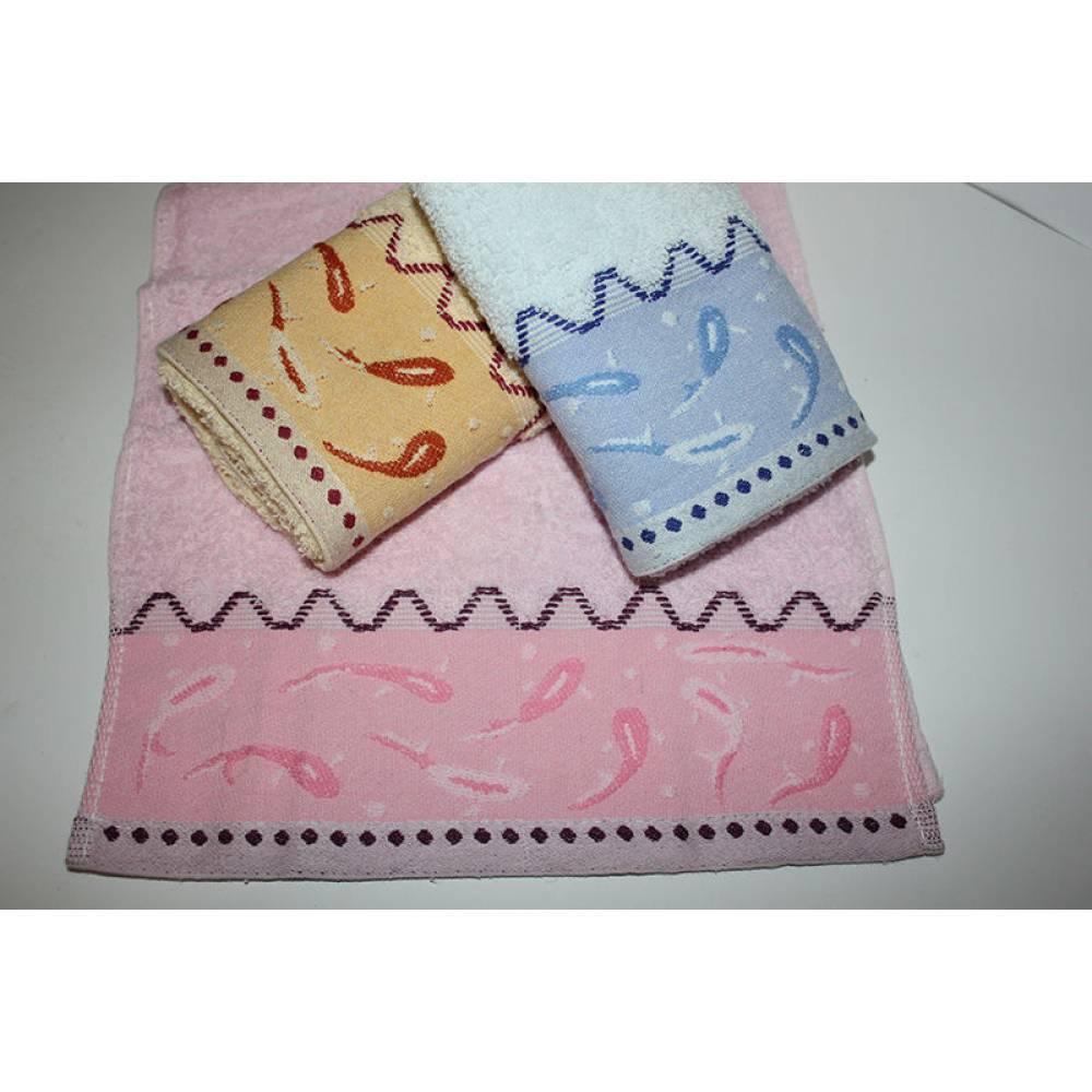 Кухонные полотенца Капельки