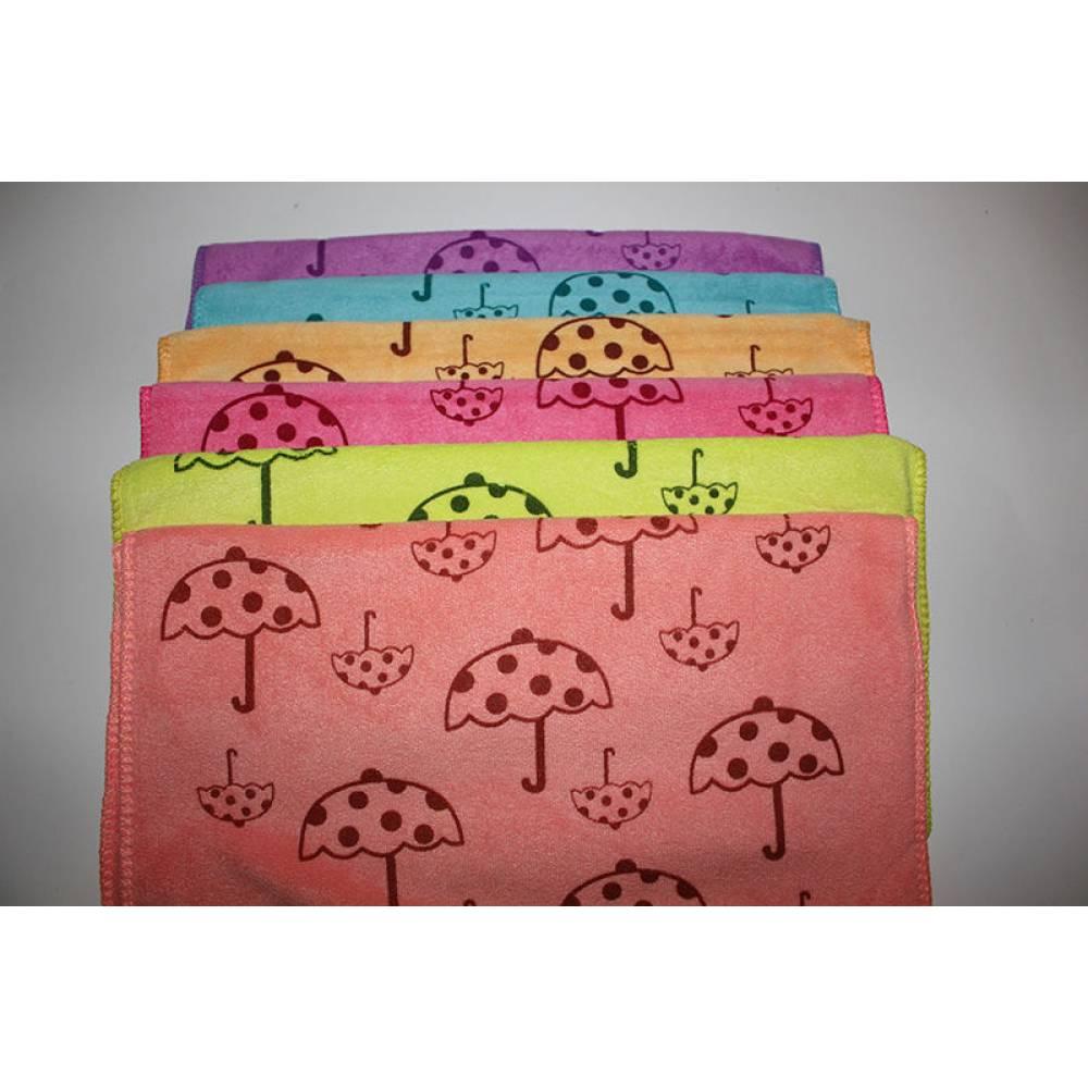 Кухонные полотенца Зонтики