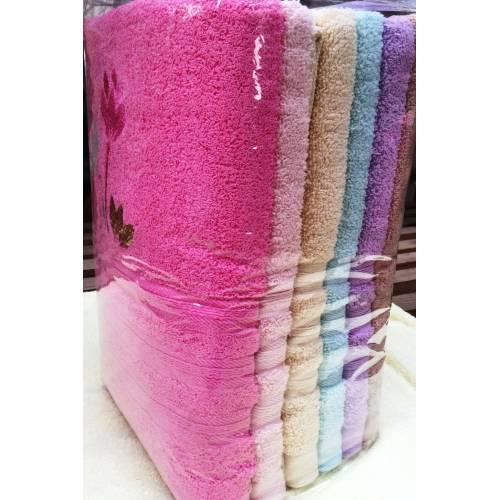 Метровые полотенца Тюльпаны 04