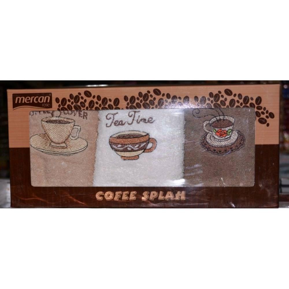Кухонные полотенца Cofee Splah