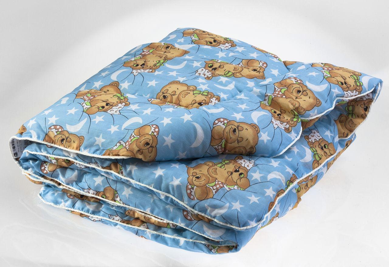 Недорога тепла дитяча ковдра