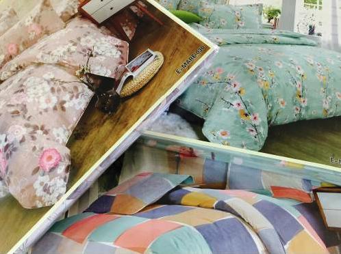Комплект постельного белья по низкой цене